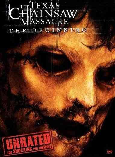 TEXAS CHAINSAW MASSACRE:BEGINNING BY BREWSTER,JORDANA (DVD)